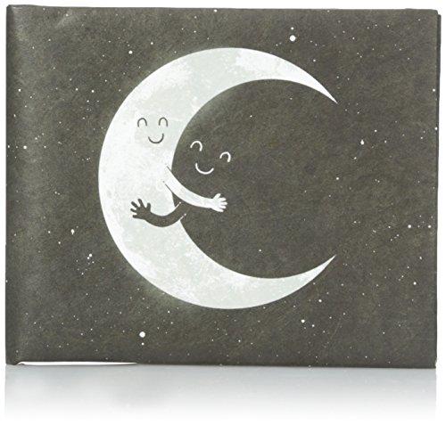 Kostüm Einzigartige Junge - Mighty Wallet Herren-Kostüm Mond, Einheitsgröße
