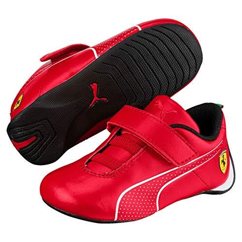 PUMA Ferrari Future Cat Ultra Baby Sneaker Rosso Corsa-Puma White 6_Infant - Puma Ferrari Future Cat