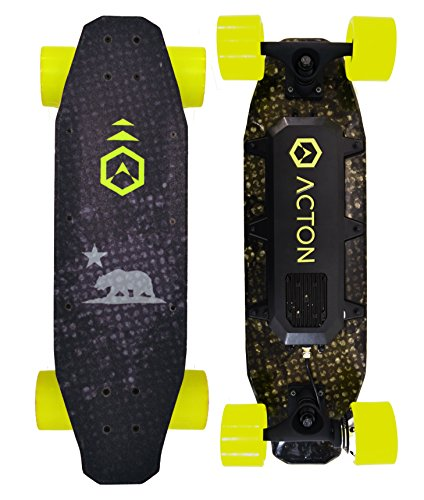 Skateboard électrique BlinkBoard - California Bear