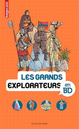 Les grands explorateurs en BD