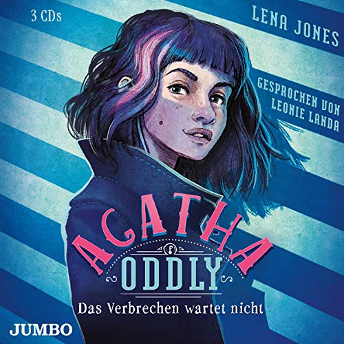 Agatha Oddly (1.) das Verbrechen Wartet Nicht