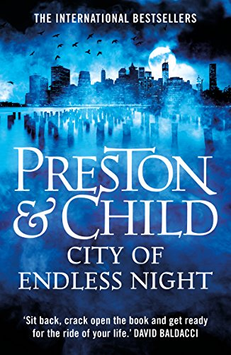 City Of Endless Night Agent Pendergast Book 17 English Edition