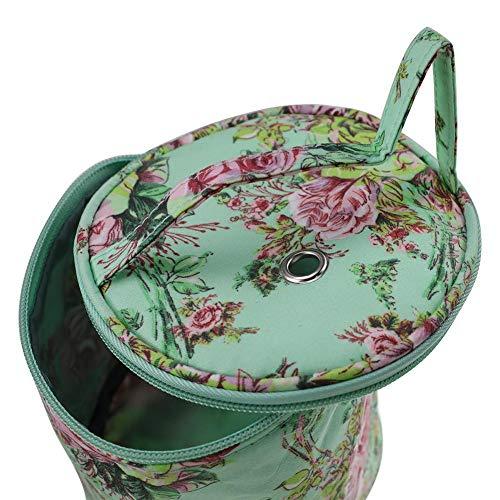 Häkeln Handtasche (Home Tägliche Aufbewahrungstasche Wollgarn Häkeln Nähen Weben Werkzeug Tote Nadel Handtasche)