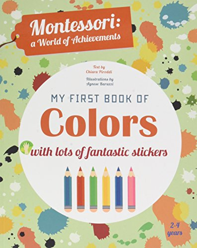 Montessori: My First Book of Colors