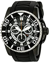 Invicta Herren- Armbanduhr Chronograph Quarz 14677