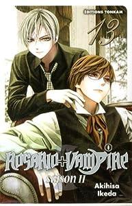 Rosario + Vampire Saison II Edition simple Tome 13