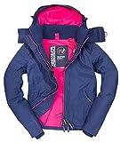 Superdry - Manteau - Femme Bleu Bleu marine/rose -  Bleu - X-Small