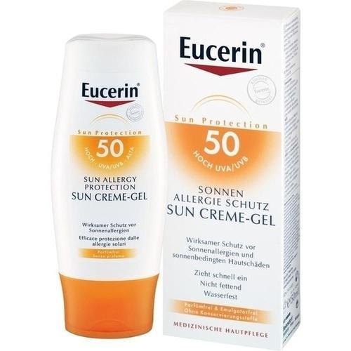 Eucerin Allergy Protection Sun Creme-Gel Sunscreen FP 50