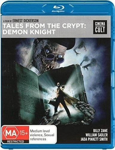 Tales From the Crypt: Demon Knight [Blu-ray] [Import anglais]