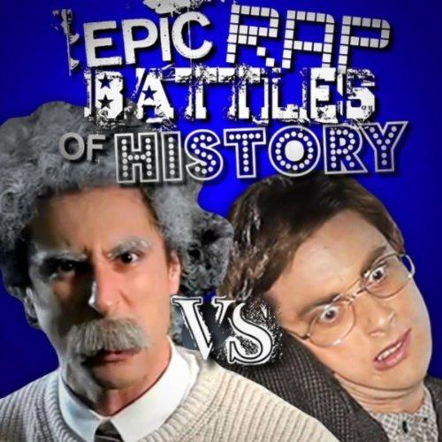Albert Einstein vs Stephen Hawking