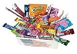 STOCK EN FRANCE lot de 20 x snacks bonbon americain import etats unis box pas cher...