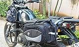 Trek 'N' Ride 201731 Polyester Saddle Bag (Black)