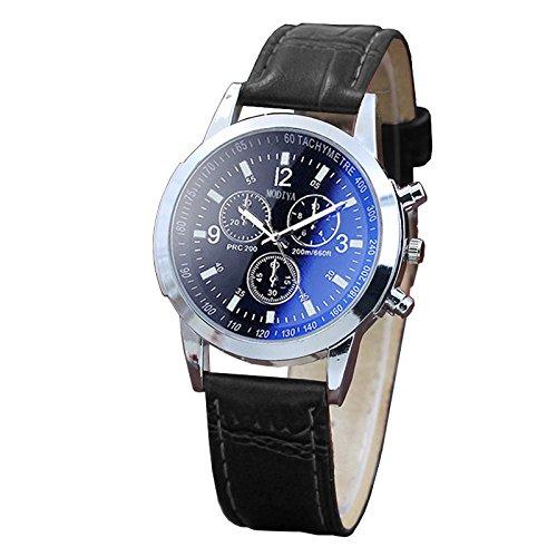 hr Frauen Quarz Armbanduhr Uhr Damen Kleid Geschenk Uhren Klassisch Uhr Analoge Uhr,ABsoar ()