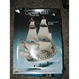 Lindberg Captain Kidd Pirate ship 70873 1990 by LINDBERG