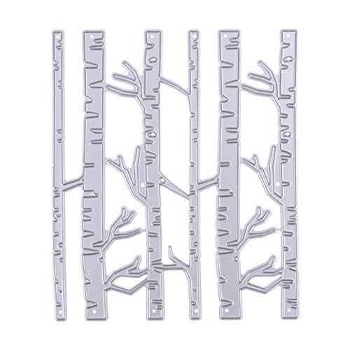 Scrapbooking dies de decoupe Bambou Métal Cutting Dies pochoirs Matrices de découpe Bricolage Album papier carte Craft