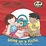 Going on a Picnic: A Lift-the-Flap Book (Touch & Feel Book) by Gina Ford (2007-06-28)