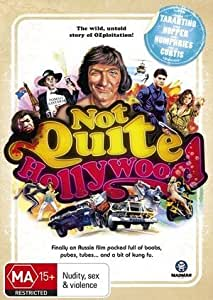 Not Quite Hollywood: The Wild, Untold Story of Ozploitation! [Australien Import]