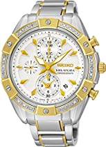 Seiko Velatura SNDV64P1 Damenchronograph Yachting Timer