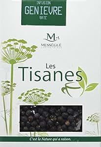 Laboratoire Messegué Tisane en vrac Baies de Genièvre 100 g