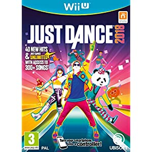 Just Dance 2018 (Nintendo Wii U) (New)