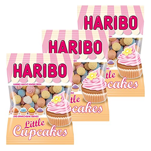 Haribo Little Cupcakes im 3er Pack