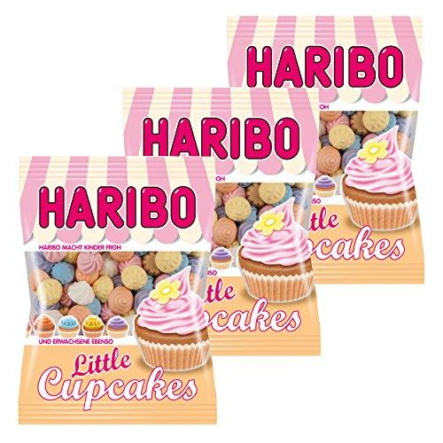 Haribo Little Cupcakes im 3er Pack