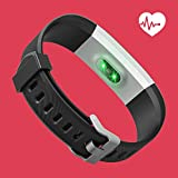 Fitness-Tracker-HR-Delvfire-Activity-Tracker-Watch-and-Heart-Rate-Monitor-Waterproof-Touch-Screen-Smart-Bracelet-for-Women-Men-Kids-with-Sleep-Monitor-Pedometer-Step-Calorie-Counter-iPhone-Android