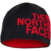 The North Face Rvsbl TNF Banner Bne, Berretto Unisex Adulto, Nero (Tnfblk/Tredlogo), Taglia unica