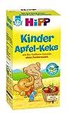 Hipp niños galletas de manzana, 150g