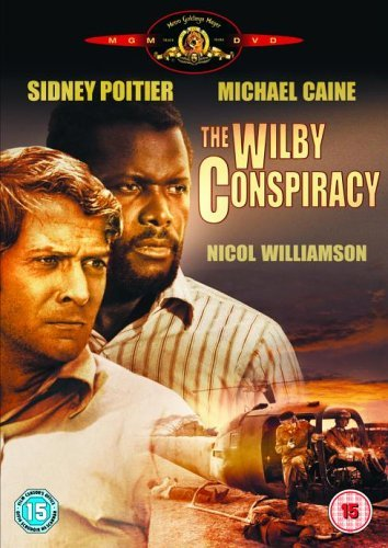 The Wilby Conspiracy [DVD] by Sidney Poitier Ralph Lauren Reed