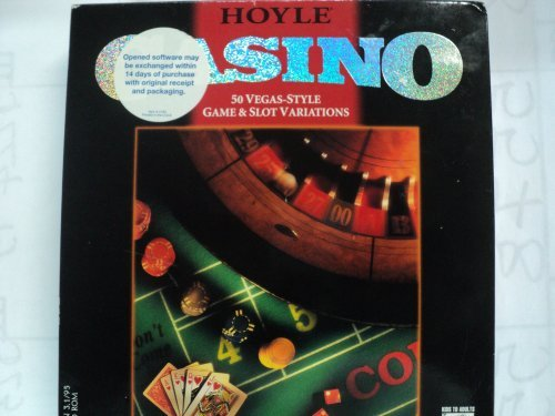 Hoyle Casino: 50 Vegas-Stil Spiel & Slots (Sierra) (Sierra Computer-spiele)