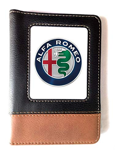 Alfa Romeo Portachiavi Bullit in Metallo Argentato Print Corner