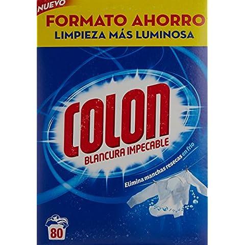 Detergente colon 80 cacitos