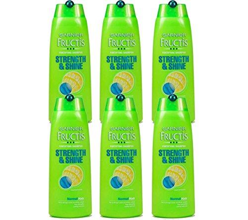 6-x-garnier-fructis-strength-shine-fortifying-shampoo-250ml