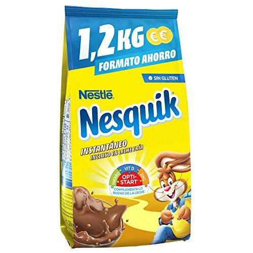 Foto de Nestlé Nesquik Cacao Soluble Instantáneo - 1,2 kg