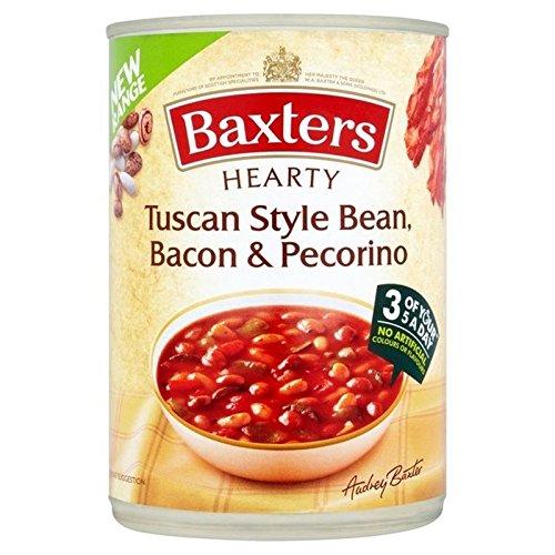 Baxters Copieux Toscane Haricot De Style, Bacon Et Pecorino Soupe 400G - Paquet de 6