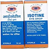 Isotine eye drop pack of 2 * 10 my by Dr. M. S