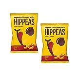 Hippeas Patatas Gusanitos BBQ 22g Pack de 2