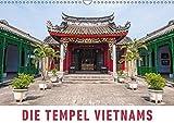 Die Tempel Vietnams (Wandkalender 2018 DIN A3 quer): Eine Fotoreise zu den schönsten Tempeln, Pagoden und heiligen Stätten Vietnams. (Monatskalender, ... Orte) [Kalender] [Apr 15, 2017] Ristl, Martin