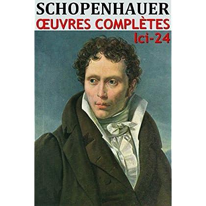 Arthur Schopenhauer: Oeuvres complètes