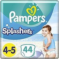 Pampers Splashers - taille 4-5 9-15 kg - couches-culottes de... La paquet de 11