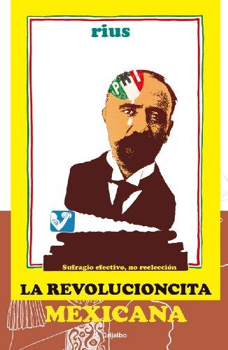 La revolucioncita mexicana (Colección Rius) por Rius