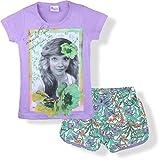 EIMOIE Girls T-Shirt and Shorts Combo
