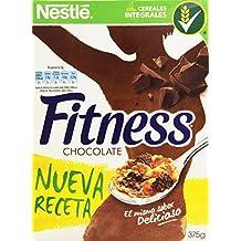 Fitness Chocolate - Cereales desayuno - 375 g (1 unidad)