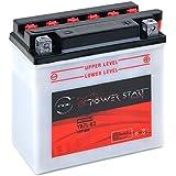 NX - Batterie moto YB7L-B2 / CB7L-B2 12V 8Ah