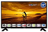 HKC Yasin 32E5000: 80 cm (32 Pulgadas) Smart-TV (HD Ready, Triple Tuner, Ci+, Reproductor de Medios a través de USB 2.0)