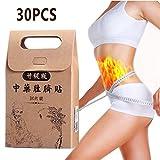 Natural medicina china para adelgazar potente Pegar pegatinas Belly Patch flaco de la cintura de quema de grasa que adelgaza pérdida de peso Patch