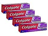 Colgate Dentifrice Défi Zéro Carie Menthe 75 ml - Lot de 4