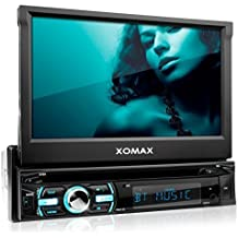XOMAX XM-DTSB925 autoradio / Moniceiver / Lettore multimediale schermo touchscreen