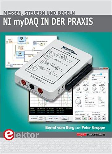 NI myDAQ in der Praxis: Messen, Steuern und Regeln